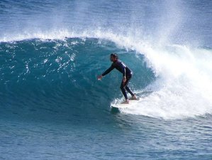 8 Days Longboard Surf Camp Las Palmas, Spain