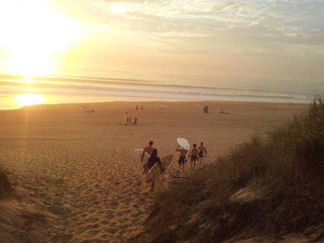 8 Days Ideal Surf Camp France