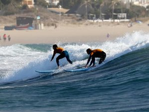 6 Tage Ultimatives Surf Camp in Lagos, Faro