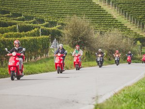 6 Day Self-Guided Motorcycle Tour in Piedmont