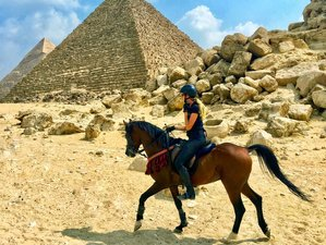 3 Days Captivating Horse Riding Holiday in Cairo, Egypt