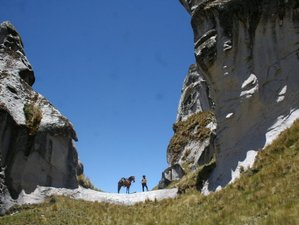 6 Day Horse Riding Holiday to the Condor's Canyon in Peru