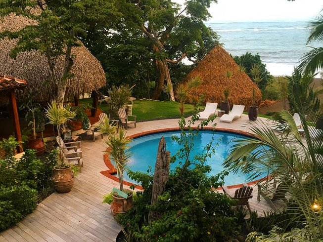7 Days Holiday Season Recharge Yoga Retreat in Panama