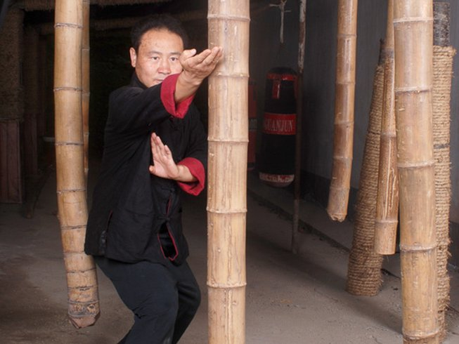 1 Month Authentic Kung Fu Training Camp in China