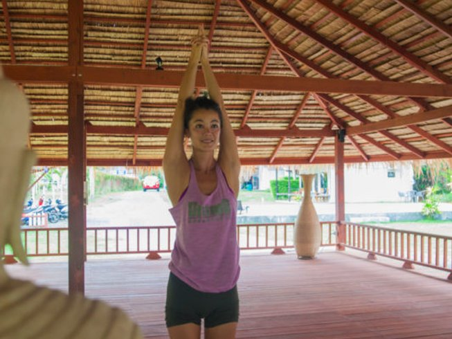 22 Days Muay Thai and Yoga Retreat in Thailand