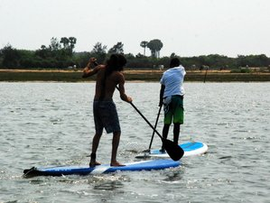 7 Day Back to Nature SUP Camp in Odisha