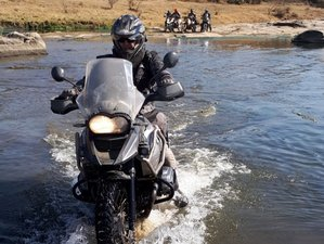 3 Days Guided Tugela Motorcycle Tour in KwaZulu-Natal, South Africa