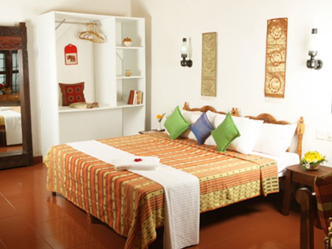 8 Days Ayurvedic Healing & Yoga Retreat in Kerala
