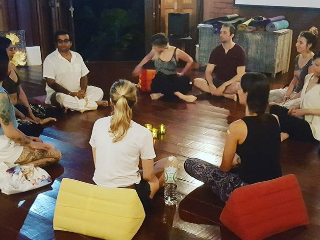 "15 Days ""Zen Beauty"" Meditation and Yoga Retreat in Koh Samui, Thailand"