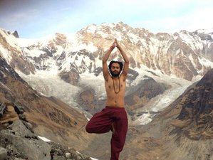 14 Day Annapurna Base Camp Trek and Yoga Holiday Nepal