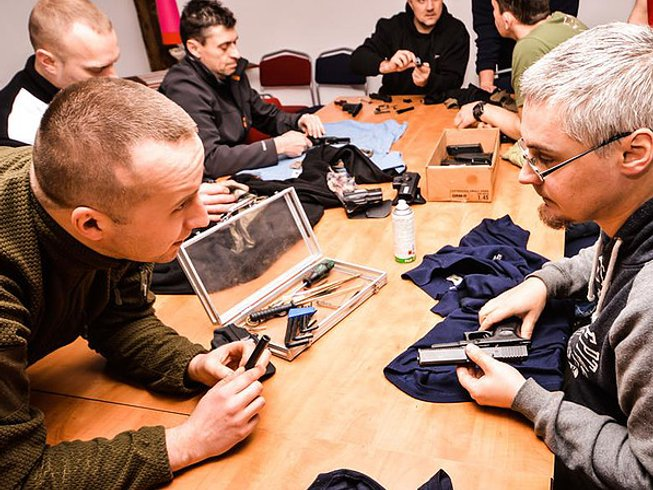 7 Days Krav Maga Special Tactics Course in Poland