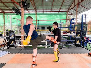 14 Days Intensive Muay Thai Training in Phitsanulok, Thailand