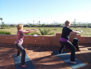 8 Days Relaxing Yoga Retreat in Jnane Allia, Marrakech Morocco