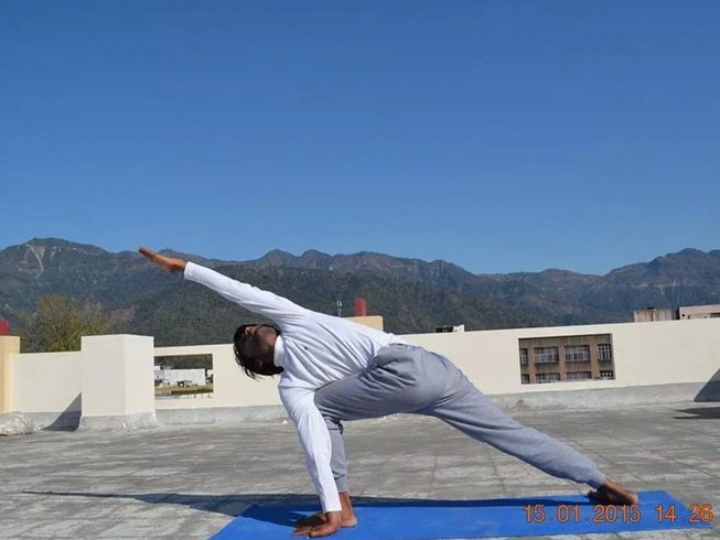 28 Days 200-Hour Hatha Yoga Teacher Training India