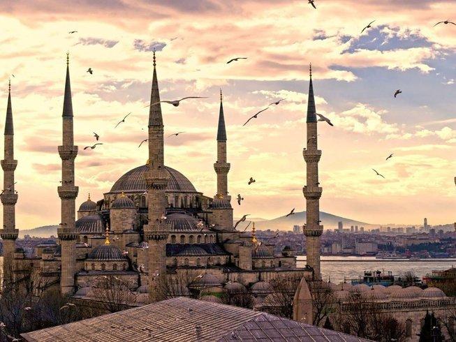 5 Days Taste of Turkey Food Tour