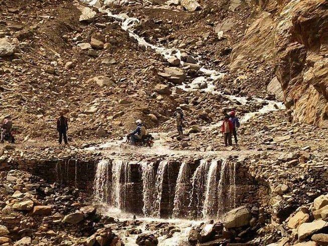 9 Days Motorcycle Tour to Pangi Valley, India