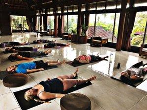 8 jours en stage de yoga et méditation pour se reconnecter dans la péninsule de Nicoya, Costa Rica