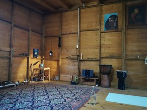 7 Days Summer Transcendental Spiritual Retreats in Hortunas, Spain