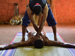 14 Day Kalari Massage Retreat for Weight Loss in Kerala, Wayanad