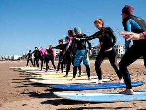 8 Days Beginner Kitesurfing and Surf Camp Morocco