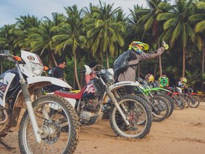 3 Days White Sand Beach Guided Motorcycle Tour in Palawan, Philippines