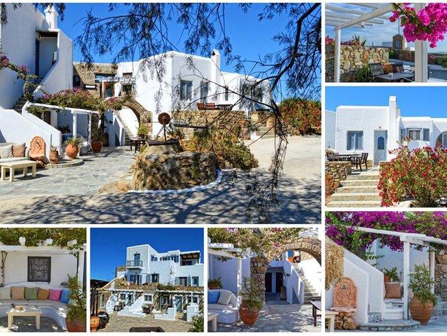7-Daagse Yoga Retreat Vakantie in Mykonos, Griekenland