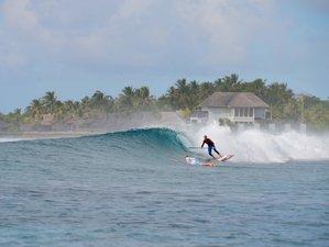 11 Days Carpe Novo Luxury Sunova SUP and Surf Charter in Maldives