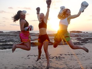 8 Days Muay Thai Retreat in Nosara, Costa Rica with Surf and Yoga