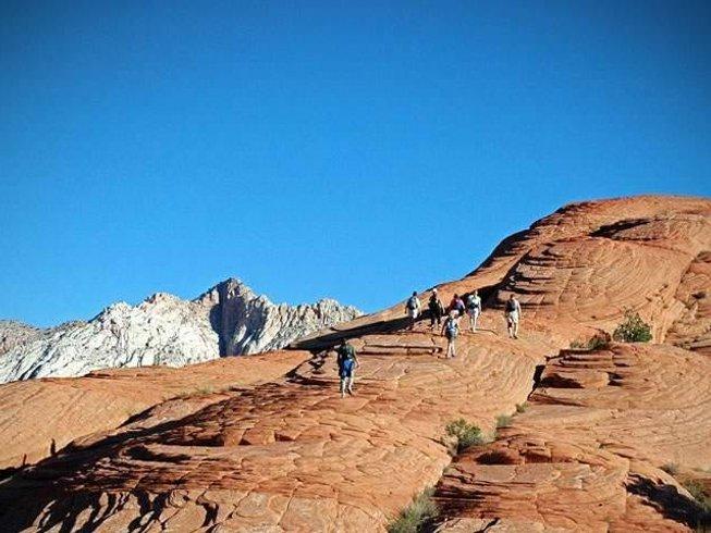 4 jours en stage de yoga et randonnée dans l'Utah, États-Unis