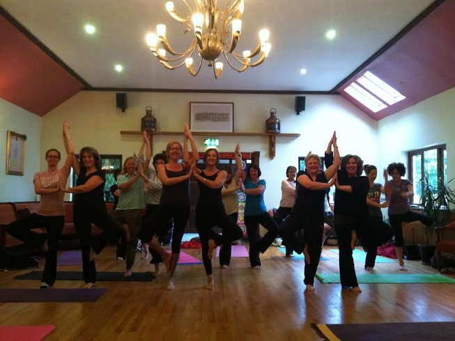 4 Tage Meditation und Yoga Urlaub in Irland