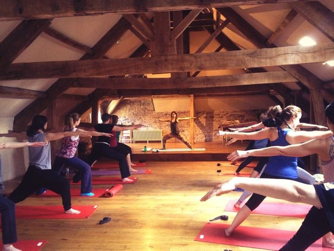 5 Days New Year Meditation and Yoga Retreat Wales, UK