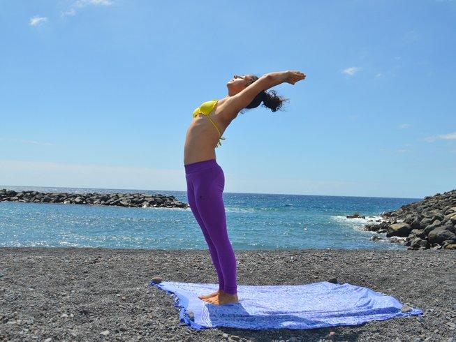 3 Days Yoga & Positive Energy Retreat in Tenerife, Spain