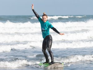 4 Days Weekend Yoga and Surfing in Widemouth Bay in Bude, Cornwall, UK