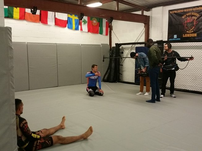 7 Days Tai Chi and MMA Training Camp UK