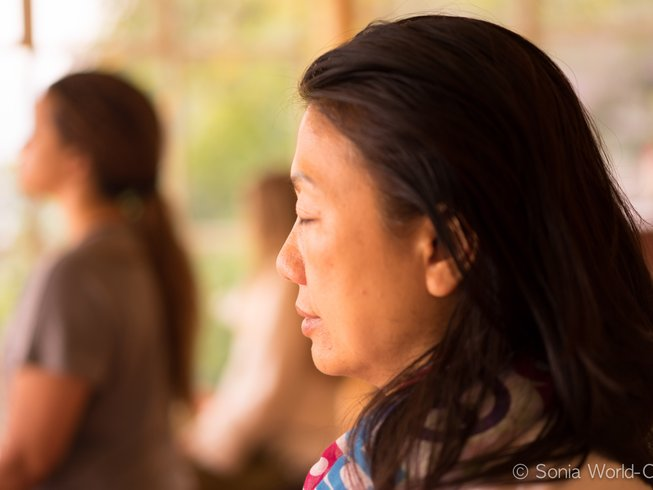 31-Daagse Stille Meditatie en Yoga Retraite, Guatemala