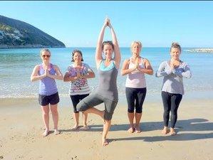 5 días retiro de yoga rejuvenecedor en España