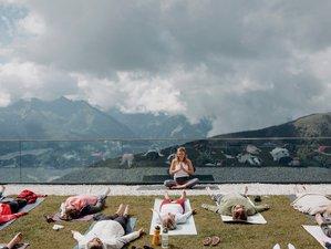 5 Tage Yoga und Berge Retreat im Salzburger Land