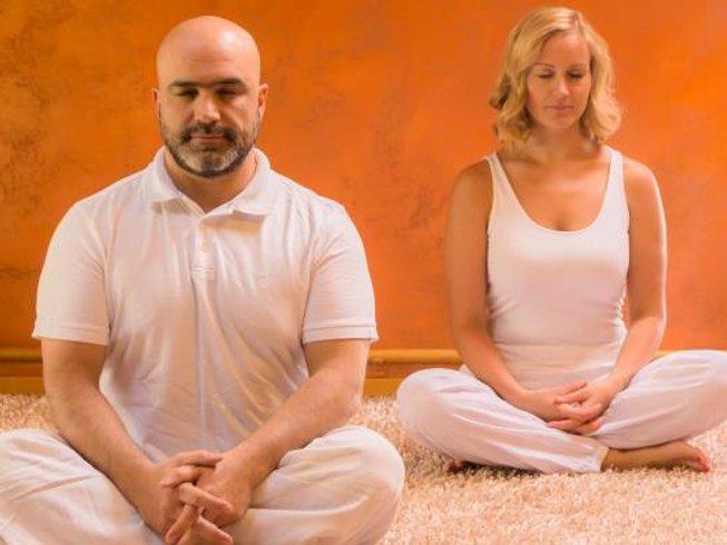 11 Days Trika Meditation and Yoga Retreat in Rishikesh, India