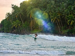 11 Day Relaxing Surf Camp and Yoga Holiday in Ahangama, Southern Province