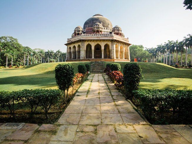 6 Days India Food & Culture Tour Delhi, Agra, Jaipur
