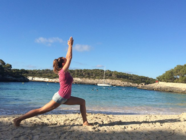 4 Tage Günstiger Yoga, Massage, Wander und Paddle Urlaub in Binissalem, Spanien
