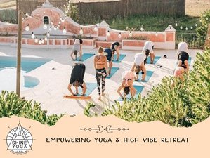 7 Day Re-Wild Experience Yoga, Wellness, and Outdoor Retreat Ericeira, Portugal