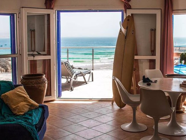 7 Days Surf and Yoga Retreat in Morocco