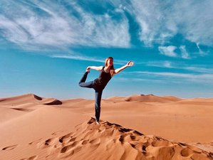 8 Tage Yogareise in Marokko - das Land aus 1001 Nacht
