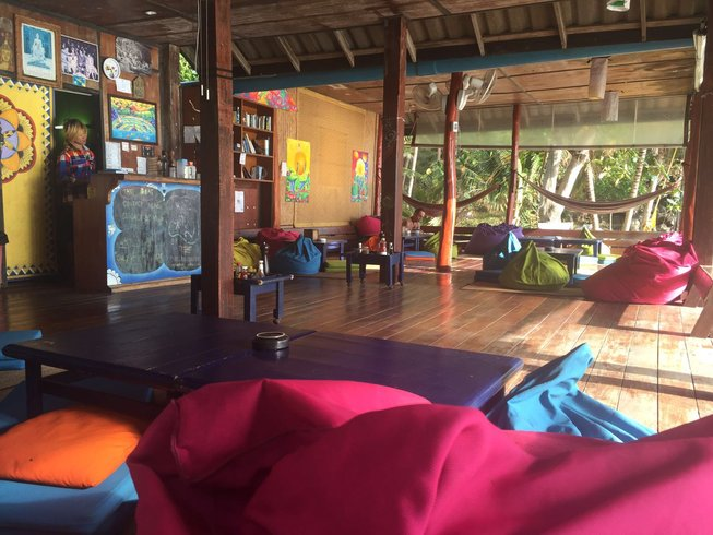 8-Daagse Yoga en Thaise Massage Training in Koh Phangan, Thailand