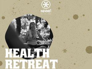 4 Day Health Yoga Retreat at Bukubaki Eco Surf Resort in Peniche