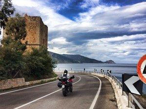 9 Days Coast-to-Coast Motorcycle Tour Italy