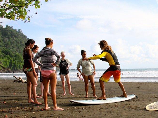 8 Days Winter Meditation and Yoga Retreat at Playa Hermosa, Costa Rica