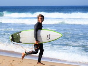 "6 Tage ""The Balanced Surfer"", Surf Camp in Cascais, Portugal"