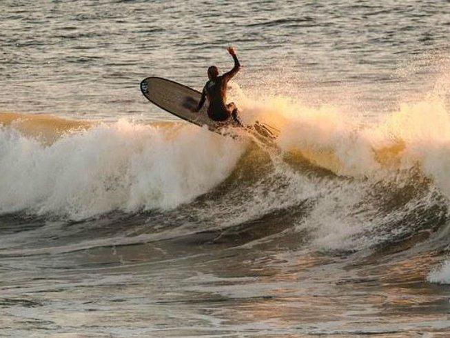 8 Days Surf and Yoga Retreat in Esmoriz, Portugal